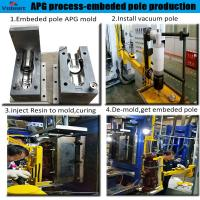 Quality apg molding machine for low voltage current transformer for sale