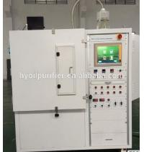 China ISO 5659-2 Flammability Testing Equipment for Plastics Smoke Generation Optical Density on sale
