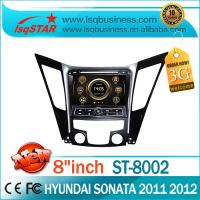 Quality HD Hyundai DVD Player SONATA YF With GPS Navigation for sale