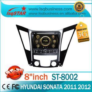 Quality GPS Hyundai DVD Player , MP3 MP4 Player for sale
