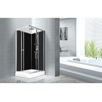 Quality Convenient Comfort Rectangular Shower Cabins Free Standing 1000 X 800 X 2250 mm for sale