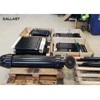 Buy cheap Double Acting Welded Hydraulic Ram, Long Hydraulic Piston Cylinder from wholesalers