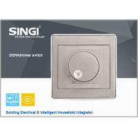 Quality Stable Perfromance Dimmer LED Control Switches, Rotary switch excellent quality small fan dimmer switch for sale