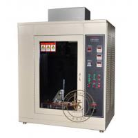 Quality IEC884-1 RT-1000°C ±2°C continus adjustable Glow Fire Tester/Electronic Testing Equipment for sale