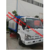 Quality HOT SALE! high quality and competitive price dongfeng 4*2 RHD road sweeping vehicle, Factory sale best price Dongfeng 4* for sale