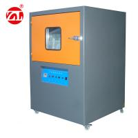 Quality High Temperature Battery Testing Machine For Battery Burning PLC Man - Machine Interface Control for sale
