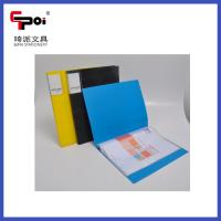 Quality High Quality Cheap PP Stationery A4 Customized Presentation Report File File Folders for sale