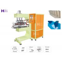 Quality Guides / T - Cleat HF PVC Welding Machine AC380V 1700×1500×1800 MM Overall Dimension for sale