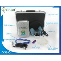 China 90% Accuracy Home Human Body 3D NLS health Analyzer Machine with Therapy Treatment on sale