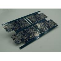 Quality Blue BGA HDI PCB Printed Circuit Board Manufacturer with Blind Via Burried Vias for sale