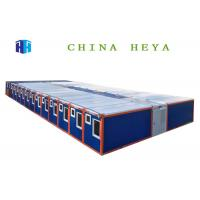 Quality Modular Prefab Office Building Foldable Container House Anti Earthquake for sale