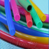 Quality Colored Soft Flexible Silicone Tubing 0.5-100mm OD Range FDA LFGB Approved for sale