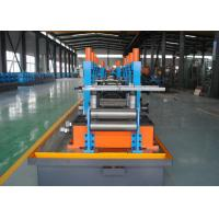 Buy High Speed Efficiency Capacity ERW Pipe Mill Round & Square Pipe Tube Mill Line at wholesale prices