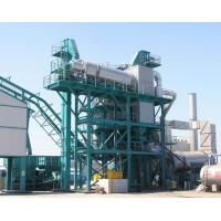 Quality 80 ~ 120t / H Capacity Dry Mix Plant , RAP Bitumen Production Plants Used In Construction for sale