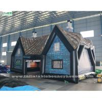 Buy cheap Custom Made Outdoor Giant Inflatable Pub House Building For Parties N Events from wholesalers