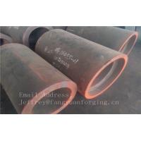 Quality Ship Buliding Industry Forged Sleeves ABS BV DNV LR KR GL NK RINA Certificated for sale