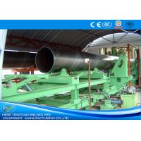 Quality 1250MM Coil Width Spiral Weld Pipe Machine Customized Colour CE Certification for sale