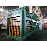 Quality HPM160 Hydraulic Drive Plastic Baling Machine Automatic 55 kW for sale