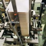 Quality Automatic Box Folding Machine , Electric Carton Box Packing Machine for sale