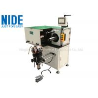 Quality Single Side Stator Lacing Machine Horizontal With Od Ranges 175 To 300mm for sale