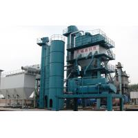 Quality 120μM  Film Thickness Asphalt Batching Plant With 37KW Windlass Winch System for sale