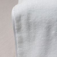 Quality 34x75cm White Hand Towels for sale