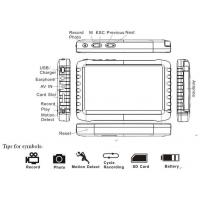 Buy 5.8Ghz / 2.4Ghz FPV Monitor 5 Inch Handheld Wireless Receiver at wholesale prices