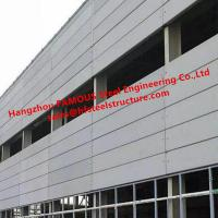 Quality Large Industrial Plant Project Pre-Engineered Building By FASEC Prefab - I Panel for sale