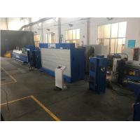 Quality 450mm Capstan Copper Wire Making Machine 280KW With Continuous Annealer for sale