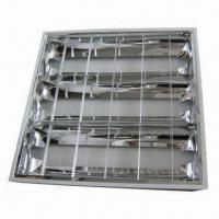 Quality Recessed Grid Lamp with 220V Voltage, 3 x 18W Power and CE/RoHS Marks for sale