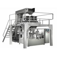 Quality Vertical Automatic Filling And Packing Machine For Washing Powder High Accuracy for sale