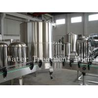 Quality Ultra Violet Rays Water Treatment Machine Durable For Mineral / Pure Water for sale