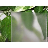 Buy Eco Friendly Frosted Polycarbonate Sheet Heat Resistance 2100mm Width at wholesale prices