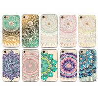 Quality Flower Decorated Custom Made Phone Cases / Tpu iPhone protective cover for sale