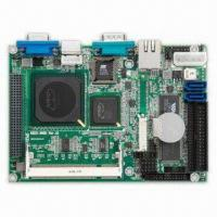 Quality 3.5-inch Embedded SBC with AMD LX 800 and AMD CS5536 Chipset for sale