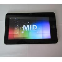 Quality 7inch Tablet PC 5 Point Multi-Touch with Built in Speaker (2x1w) for sale