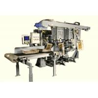 Quality High Weighing Accuracy Full Automatic Valve Bag Packing Machine For Granule / Peanuts / Cement for sale