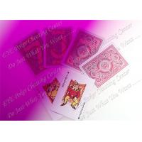 Quality Durable KEM Marked bicycle Deck , KEM Arrow Playing Cards for sale