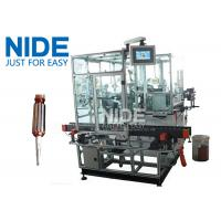 Buy Double Flyer Rotor Windier Armature Coil Winding Machine For Hook Type Commutator at wholesale prices
