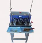 Quality Automatic Ocoon Bobbin Winding Machine , Cotton Thread Ball Making Machine for sale