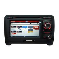 Quality AUDI TT GPS, SD, USB, RADIO, 6 CDC, PIP, Steering Wheel Automobile Audi Car DVD Player, ST-8605 for sale