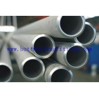 Quality S31803 2 Inch steel pipe stainless steel UNSS32760 FOR gas refining for sale