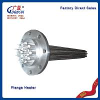 Quality electric flange immersion heater for sale