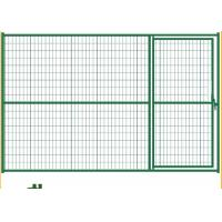 Quality Free Standing Welding Temporary Security Construction Fencing With Plastic Base for sale