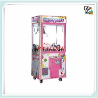 Quality Happy baby arcade classical toy claw machine game for game center for sale