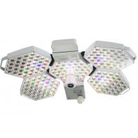 Quality 70w Adjustable Color Temperature LED Shadowless Operating Lamp With 184pcs Led Bulbs for sale