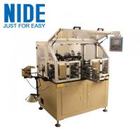 Buy Economic Fast Fully Automatic Armature Winding Machine For Hook Type Armature at wholesale prices