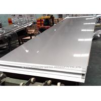 Quality DIN 1.4401 Stainless Steel Sheet 316 / Grade 316 Stainless Steel Building Material for sale