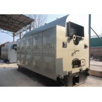 China Automatic Coal Fired Hot Water Boiler Biomass Fired Steam Boiler Precise PLC Control on sale