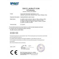 Yuyao Ollin Photovoltaic Technology Co., Ltd. Certifications